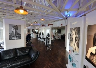 360 Video Level Hair Salon Bournemouth 6