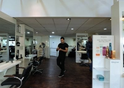 360 Video Level Hair Salon Bournemouth 7