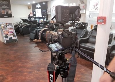 360 video level hair salon bournemouth 2