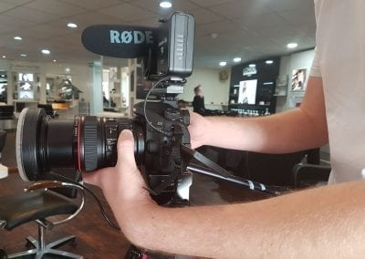 360 video level hair salon bournemouth 3