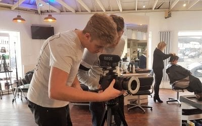 360 Video for Level Hair Salon Bournemouth