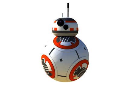 BB-8 Render (Large)