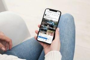 Digital Content Marketing Facebook