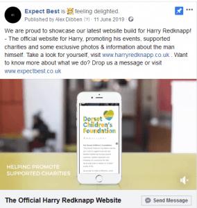 Online advertising social media