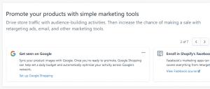 Shopify SEO Google Shopping