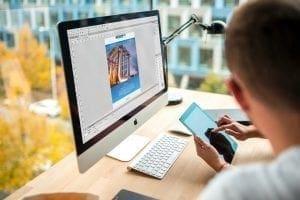 Website Building Company Design