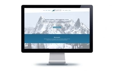 Web Design – Avencia Tax Bournemouth