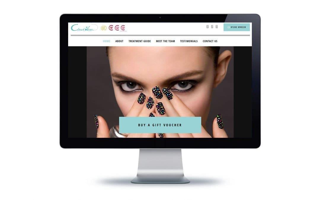 Web Design – Cloud Nine