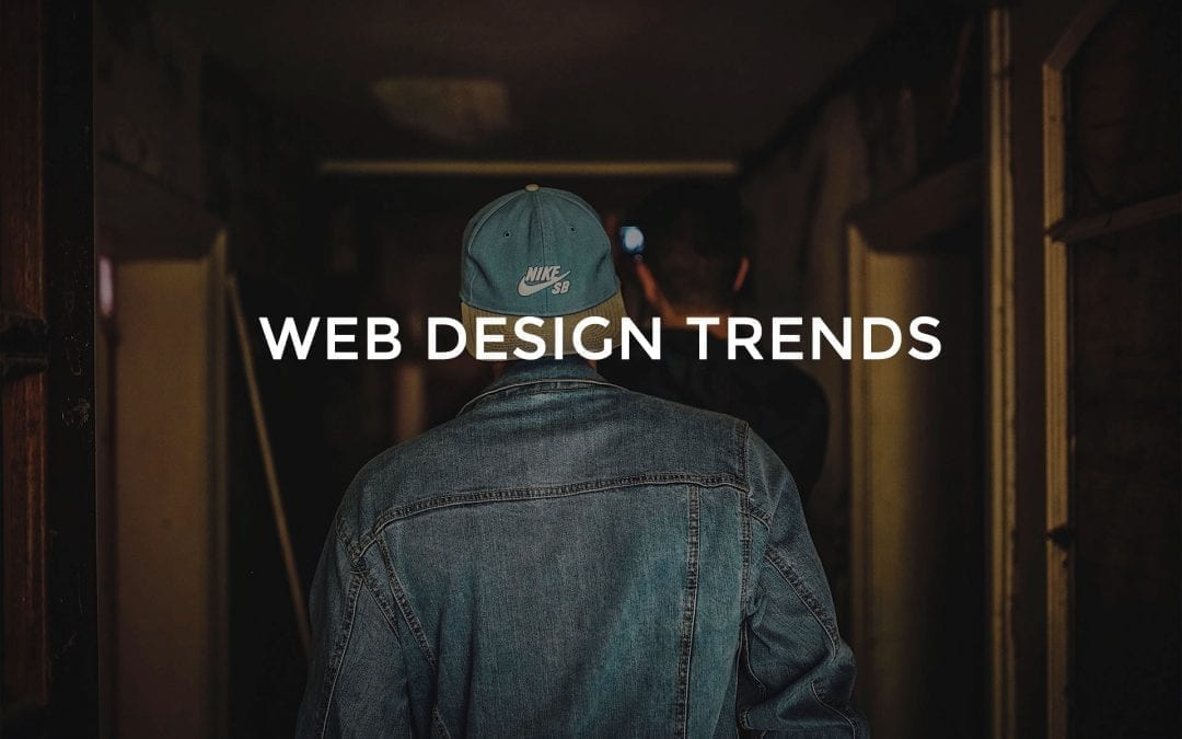 Design Agency Bournemouth – Web Design Trends 2018