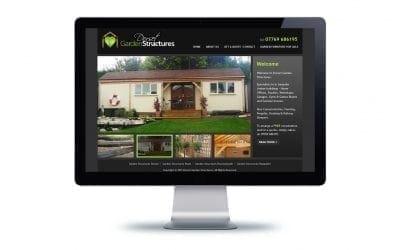 Web Design – Dorset Garden Structures