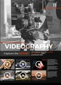 expect best web agency poole brochure design image 4