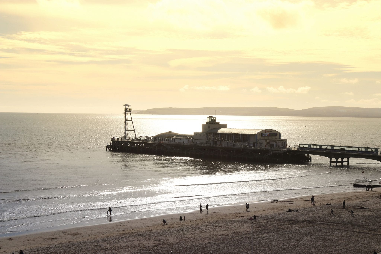 Free Stock Photo of Bournemouth Pier, Dorset