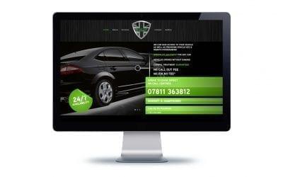 Web Design – Frontline Locksmith Bournemouth