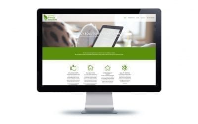 Web Design – Green Energy Solutions Bournemouth
