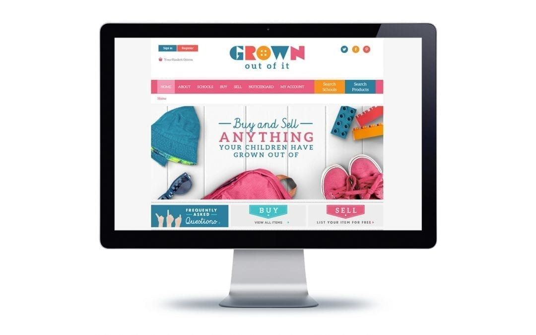 Web Design – Grown Out Of It