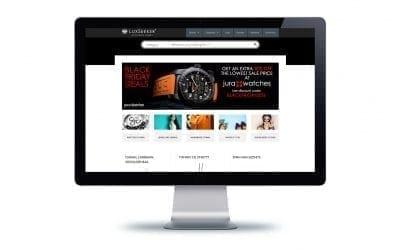 Web Design – Luxseeker