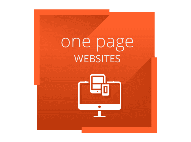 1 Page Website