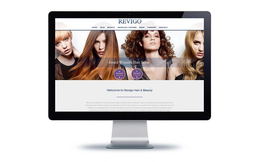 Web Design – Revigo