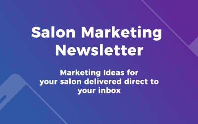 Salon Promotions Ideas