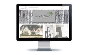 Web Design - Silver Birch Estate Agents Bournemouth & Poole