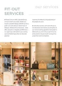 sloane curtis brochurce design dorset image 2
