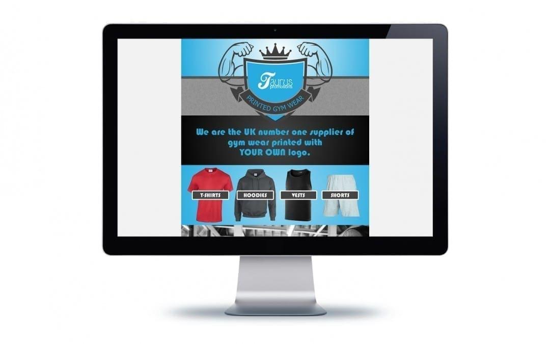 Taurus Email Flyer Design