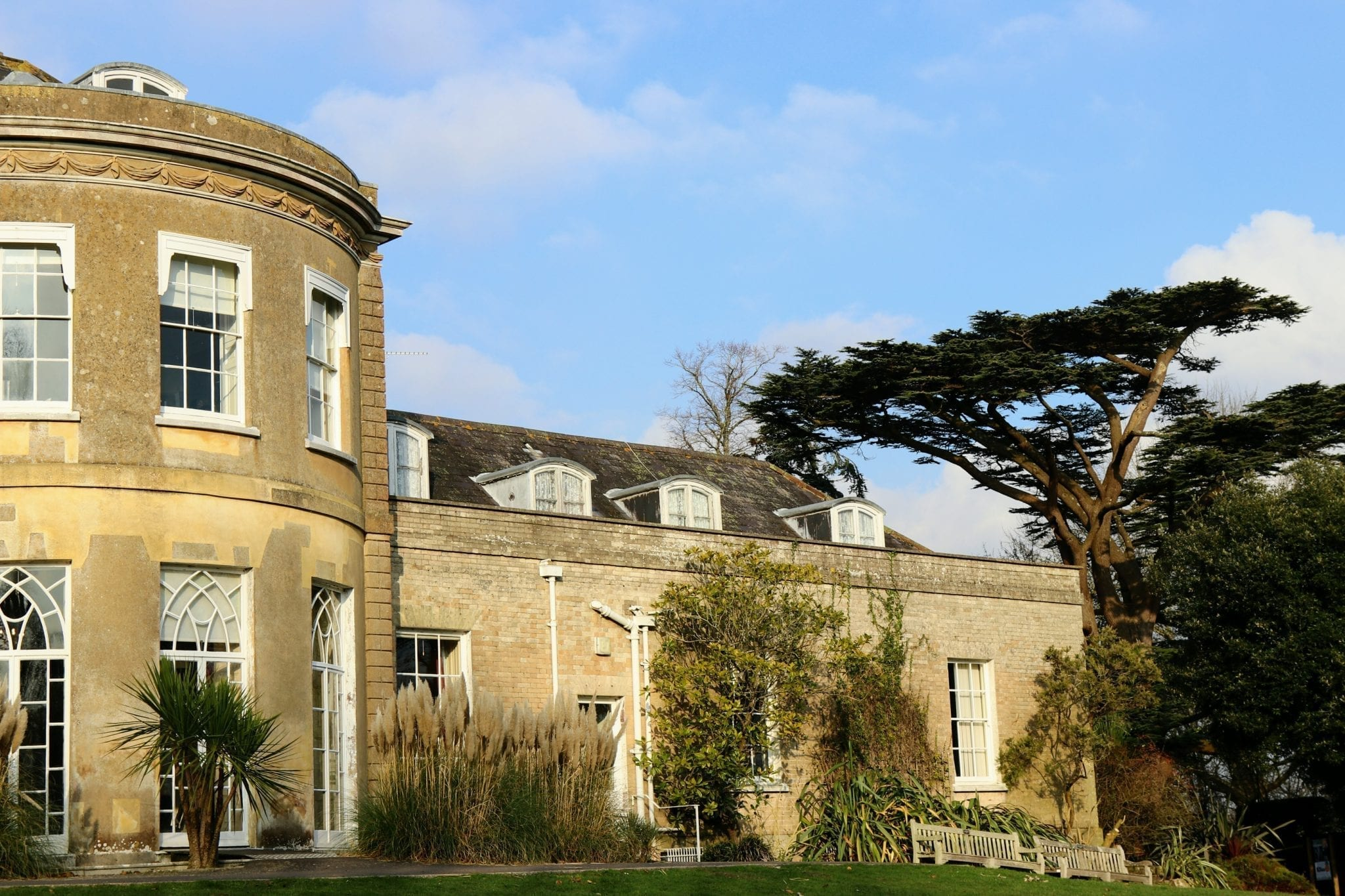 Free Stock Photo - Upton House, Poole