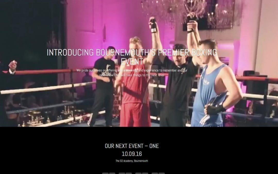 New Vantage Sporting Group Website