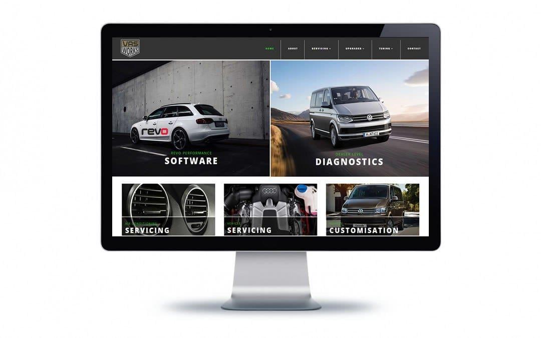 Web Design – VasWorks