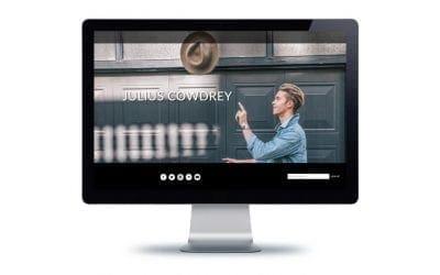 Web Design – Julius Cowdrey