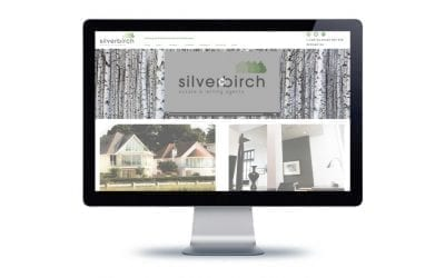Web Design – Silverbirch Estate Agents Bournemouth