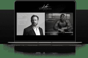 web design bournemouth laptop image 1
