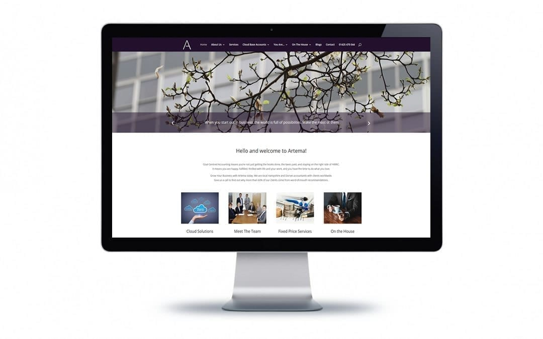 web design ringwood